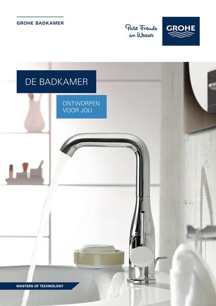 Grohe B.V. | GROHE Essence voor badkamer en keuken - architectenweb.nl