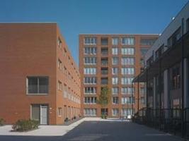 Wonen In Ijburg : Architectuurcentrale thijs asselbergs divers wonen in blok op