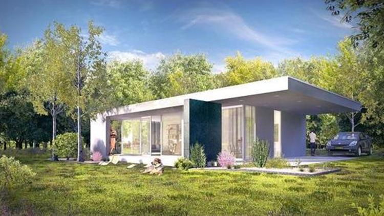 Prefab Bouwen Nadelen : Prefab bouwsystemen intro architectenweb