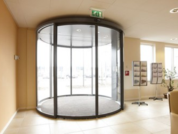 Geze Automatische Deuren : Geze benelux b v rondschuivende deuren architectenweb