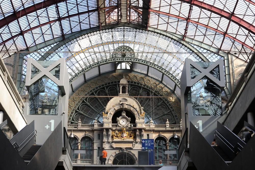 Station van luik architect