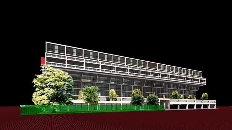 Nieuwe naam de architecten werkgroep dat for Dat architecten