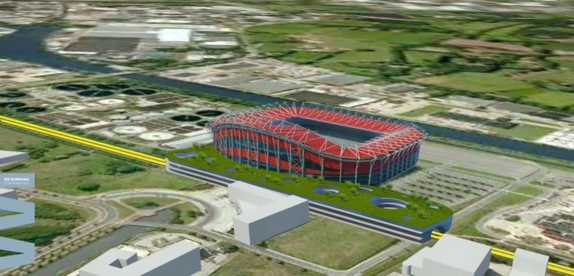 ambitieuze stadionplannen fc twente architectenwebnl