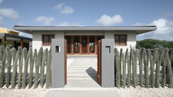 Enzo architectuur & interieur ® dushi kas: nieuwbouwvilla op