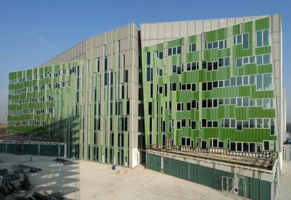 Design erick van egeraat milanofiori businesspark - Gateway immobiliare ...