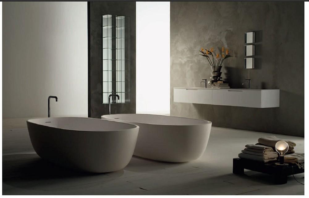 Baden baden interior boffi - Badkamer meubilair merk italiaans ...