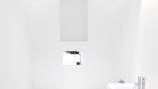 Sjartec badkamers badkamer grachtenpand den haag for Hartman interieur rotterdam