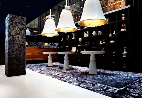 Badkamer Marcel Wanders : Wanders heeft nieuwe andaz hotel ingericht architectenweb