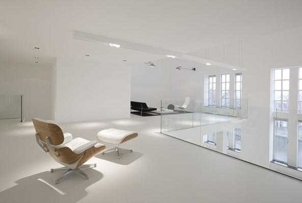 Glass Inside   Glazen balustrade   architectenweb nl