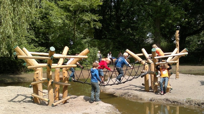 Kinderfeestje Speelpark de Splinter Eindhoven