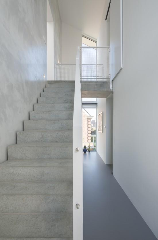 Architect2go woonhuis leidsche rijn - Plan ouderslaapkamer met badkamer en kleedkamer ...
