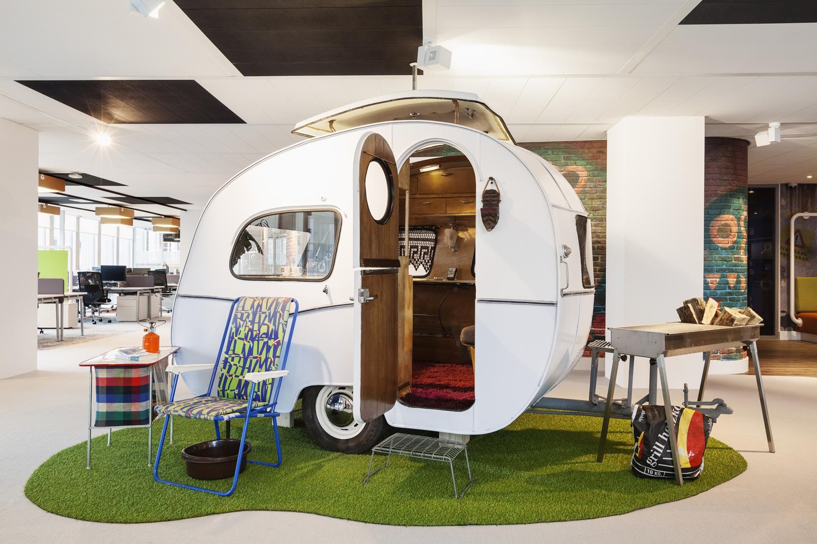 Google: het gezonde kantoor   architectenweb.nl
