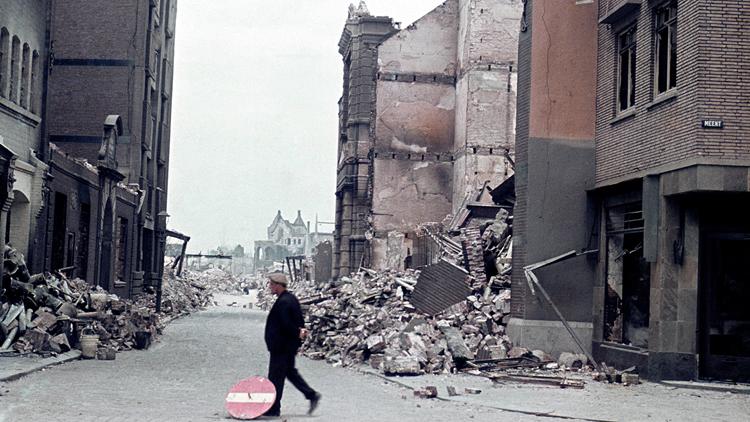 Fotomuseum toont veranderend rotterdam for Lantaren venster rotterdam agenda