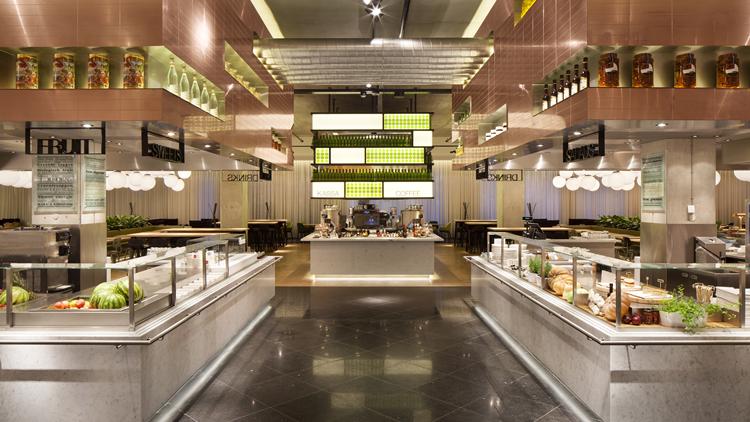 f5a60a6ca6c Restaurant met sfeer Aziatische straatjes - architectenweb.nl