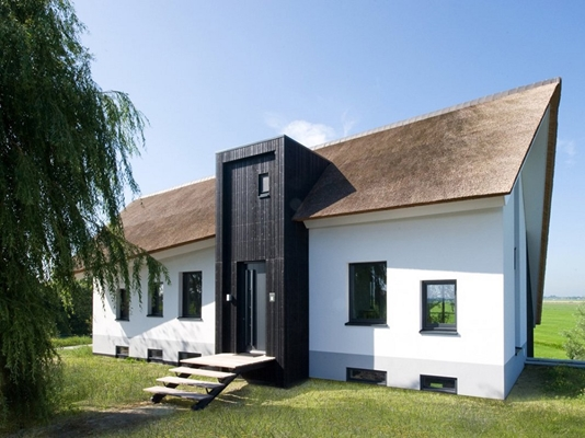 Enzo architectuur & interieur ® nieuwbouw dijkwoning aalsmeer