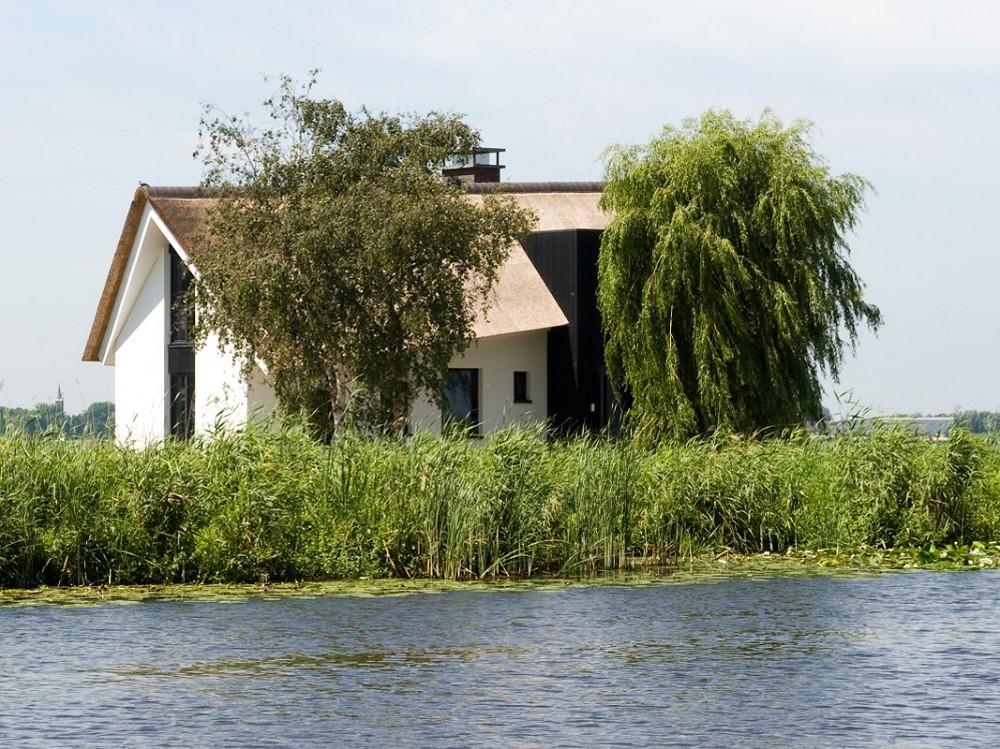 Enzo architectuur interieur nieuwbouw dijkwoning aalsmeer