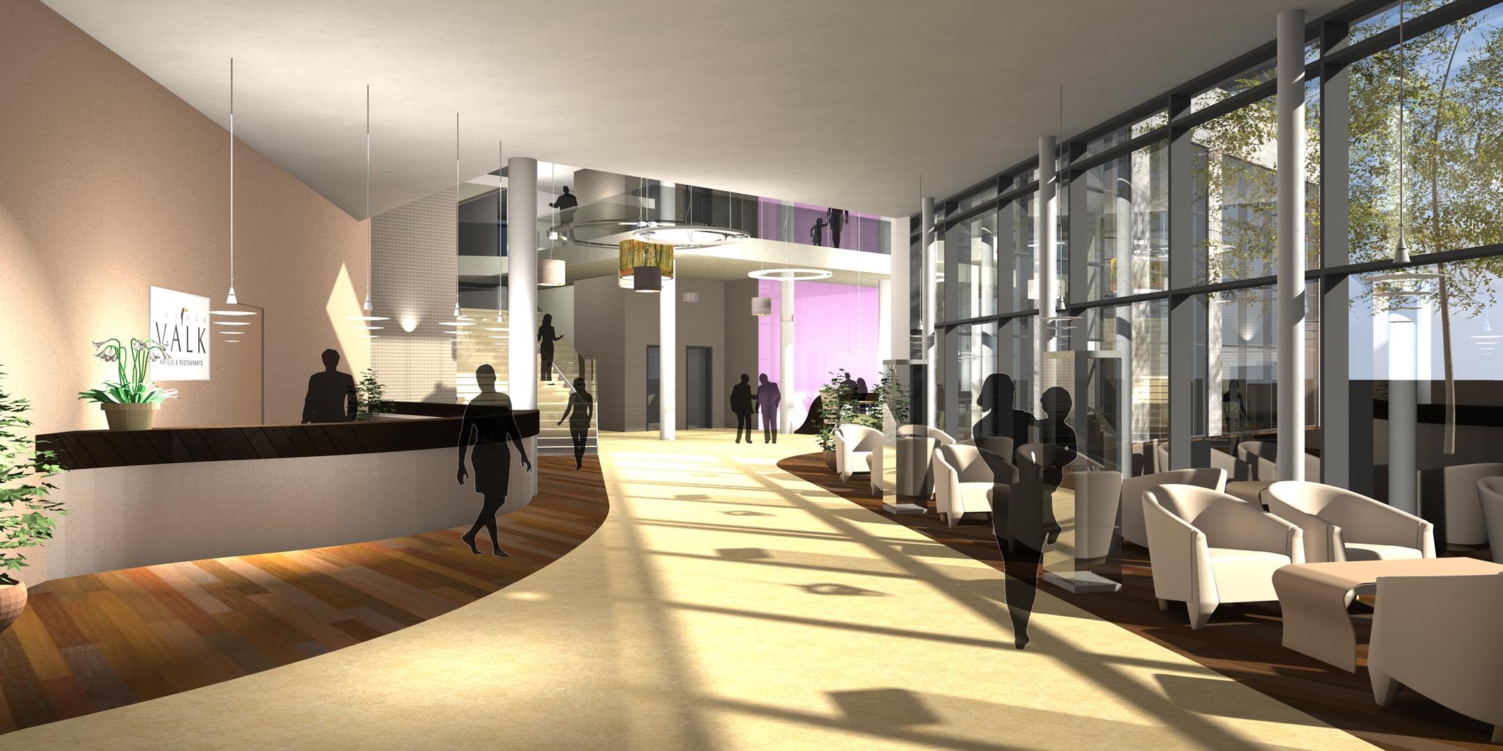 Ontwerpwedstrijd voor glazen hotelkamer   architectenweb.nl