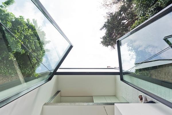 Ods jansen privé woning lalo antwerpen architectenweb.nl