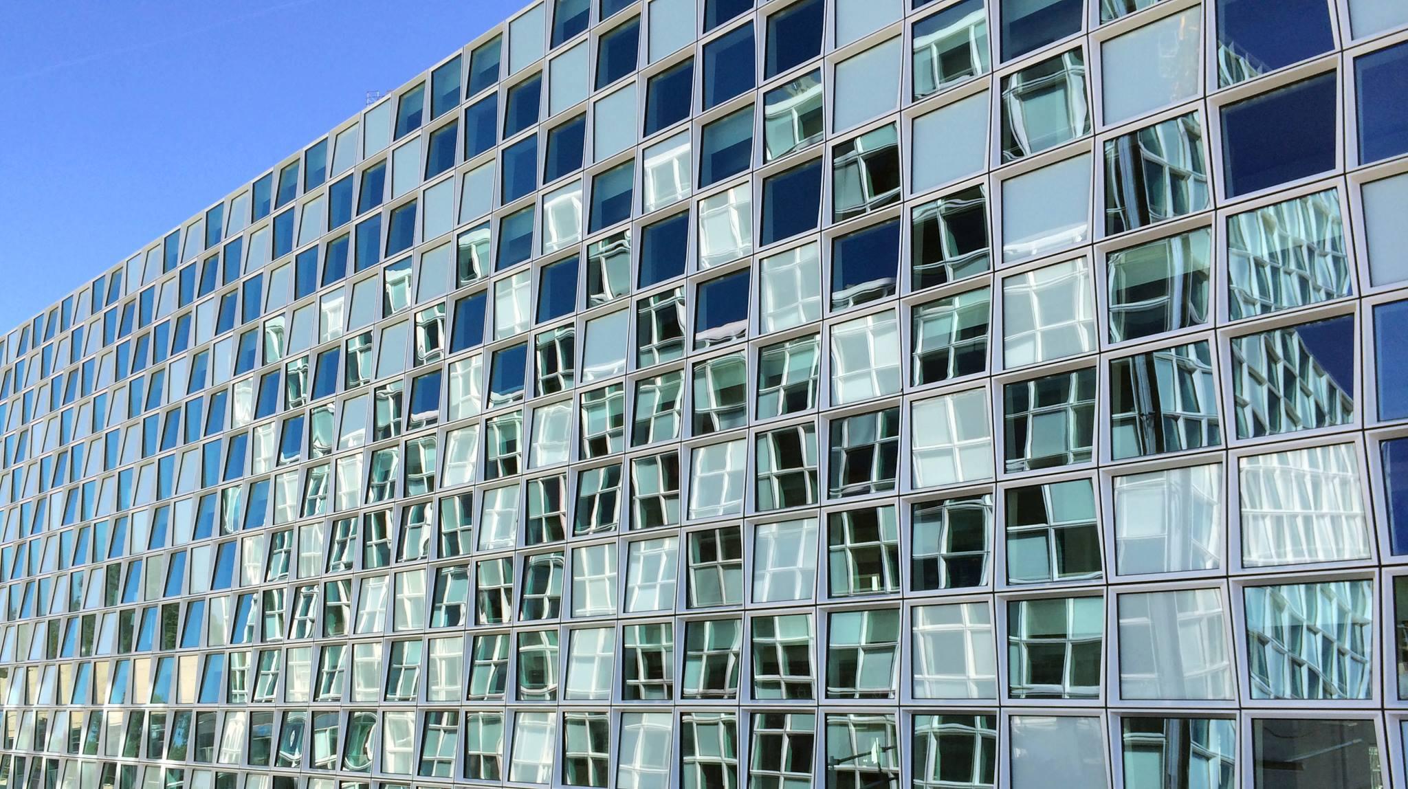Internationaal Strafhof nadert oplevering - architectenweb.nl