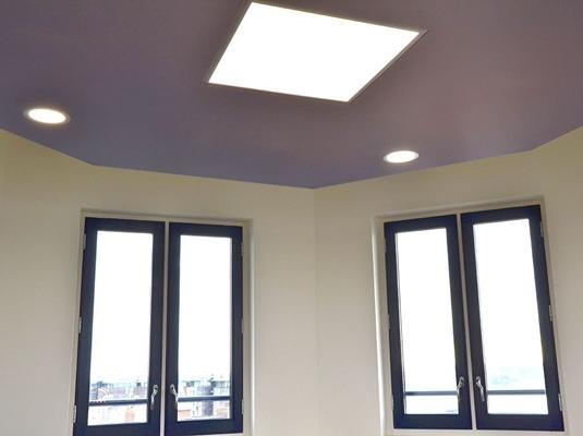 plafond led verlichting gallery of badkamer plafond doe