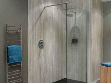 Wandpanelen Voor Douche : Dekker zevenhuizen nuance wandpanelen voor in de badkamer