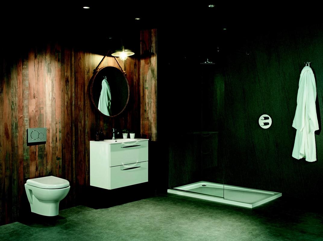 Dekker Zevenhuizen | Nuance Wandpanelen voor in de badkamer ...