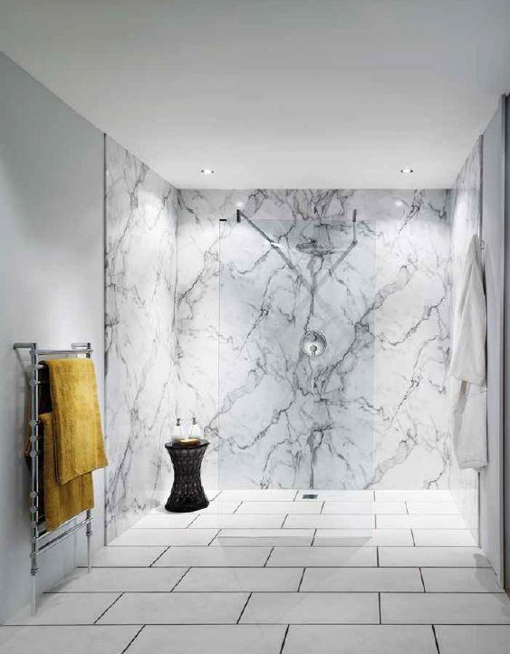 Dekker Zevenhuizen   Nuance Wandpanelen voor in de badkamer ...