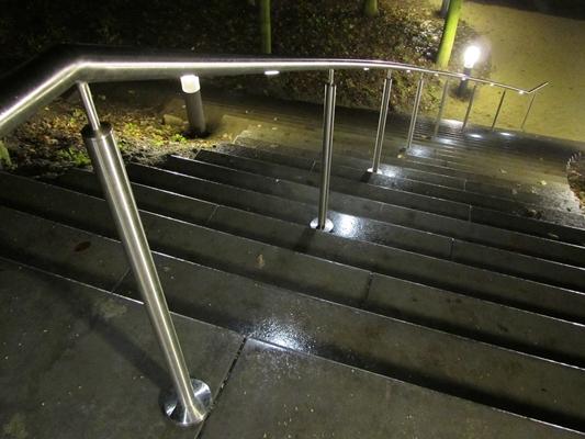 LUMIGRIP   Leuningen met LED verlichting   Balustrade LED Rijnstate ...