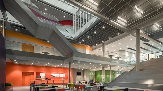 Odv interieurarchitecten vechtdal college ommen for Interieurarchitecten nederland