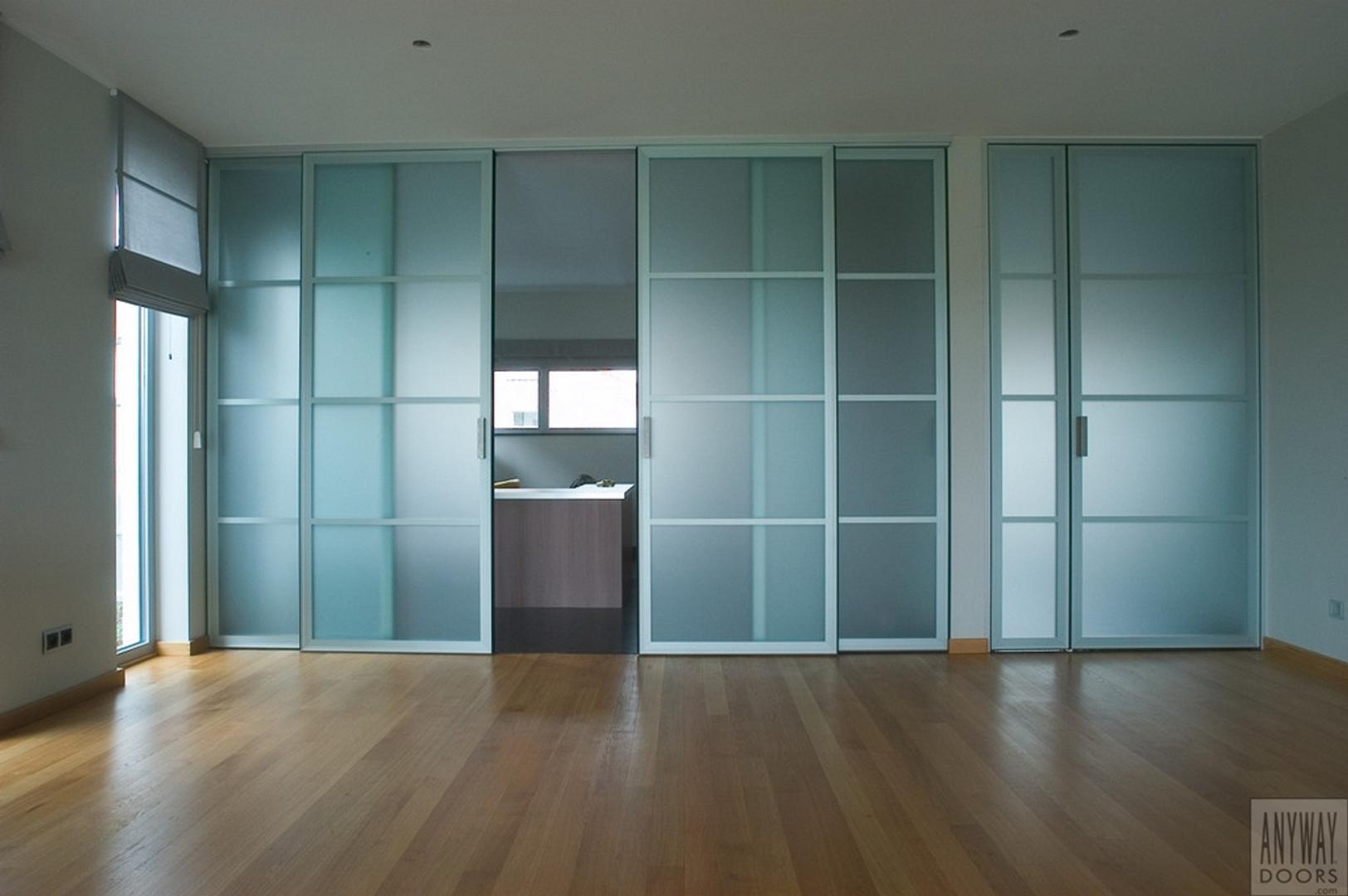 Anyway Doors | Glazen schuifdeuren op maat - architectenweb.nl