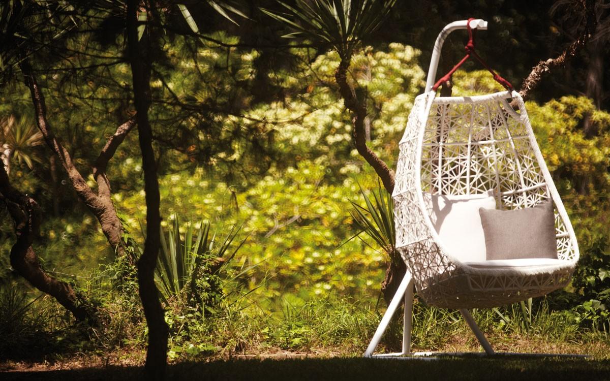 Egg Chair Met Standaard.Dacks Kettal Maia Egg Chair Verkrijgbaar Met Standaard