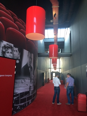 Kiek In De Pot.Mies Architectuur Cinema Kiek In De Pot Architectenweb Nl