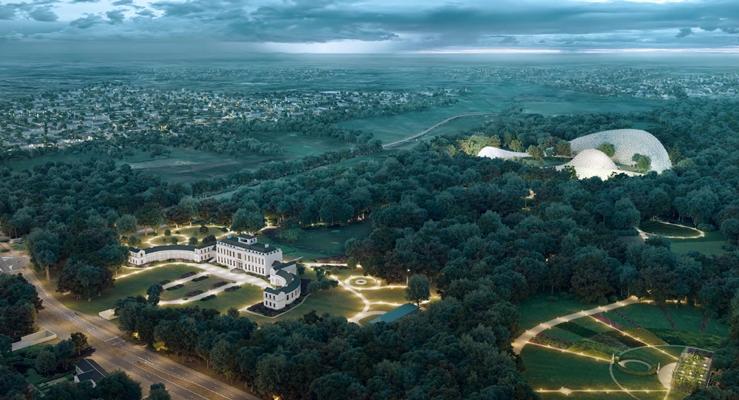 Tuin Paleis Soestdijk : Drie partijen mogen bieden op paleis soestdijk architectenweb