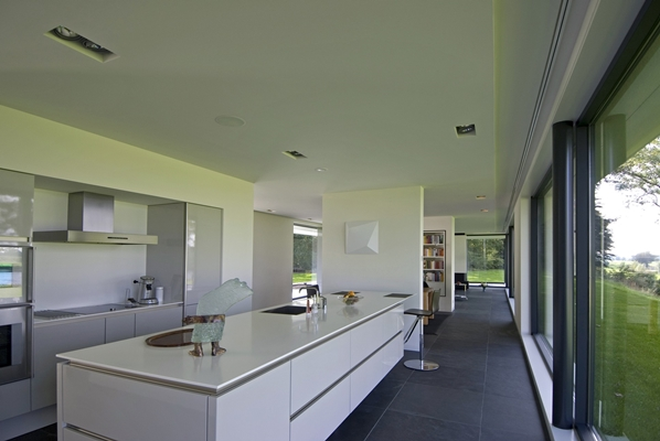 Pennings Akoestiek | Naadloos akoestisch plafond - architectenweb.nl