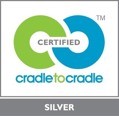 Afbeeldingsresultaat voor cradle to cradle silver