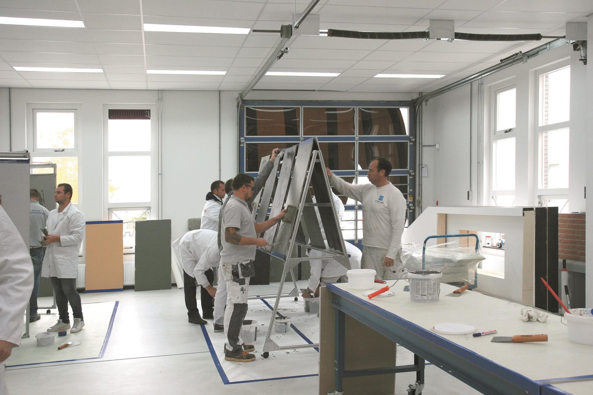 Vernieuwd opleidingsprogramma Caparol - architectenweb.nl