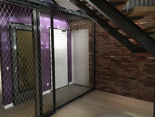 Gaas Het Interieur : Carl stahl architectuur & bouw rvs netten of gaas voor hekwerken
