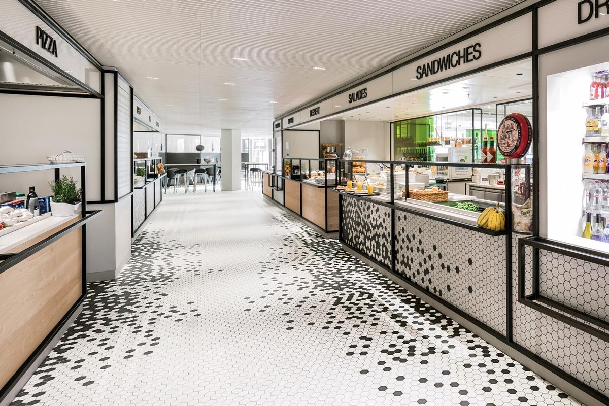 6fcc4255c17 Restaurantontwerp van i29 drukt identiteit uit - architectenweb.nl