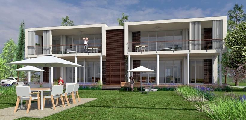 Modulaire woningbouw modulaire mobiele woningbouw voor for Goedkope prefab woningen