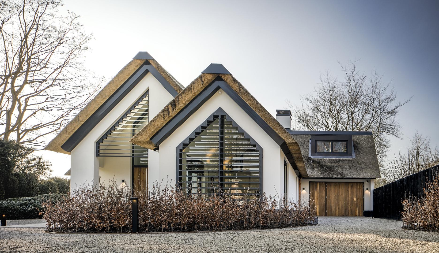Kabaz villa aan de vecht architectenweb