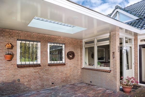 Iets Nieuws Vlakkelichtkoepel | Veranda daklicht - architectenweb.nl &ZT14