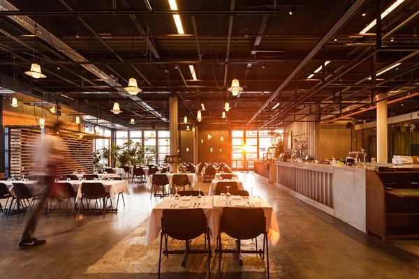 Next architects b amsterdam - Dakterras restaurant ...
