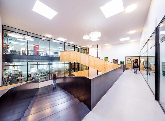 Bolidt kunststoftoepassing b.v. ijburg college amsterdam