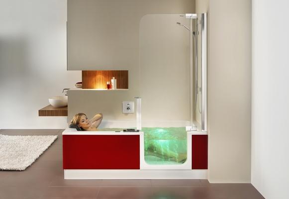 Burgmans sanitair bv artweger twinline instapbad