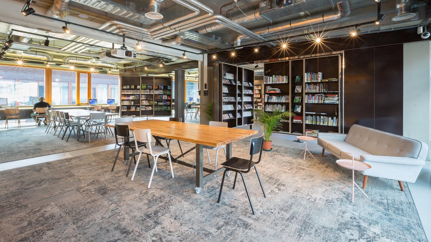 Oba opent vestiging in oud belastingkantoor architectenweb.nl