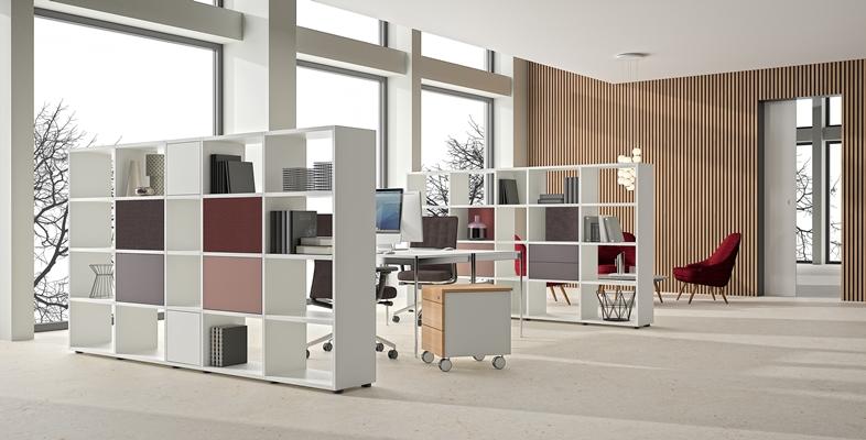 Room Divider Kast : Luudo design furniture basic view roomdivider en open kasten