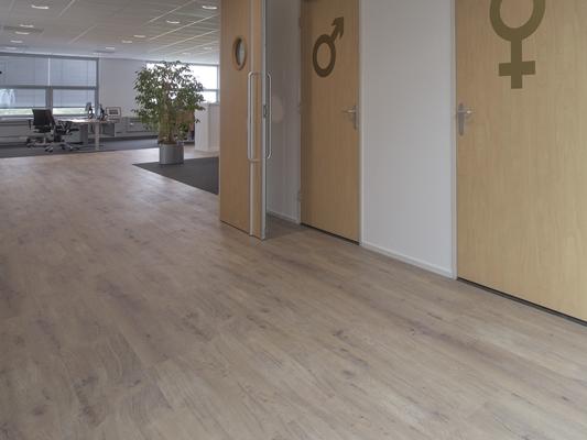 Pvc donkere houten vloeren design boekhout pvc