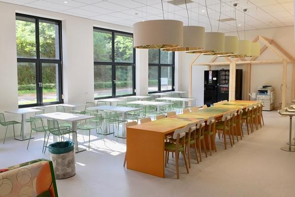 Wonderful day design | Aula ROC Leeuwenborgh, Sittard ...