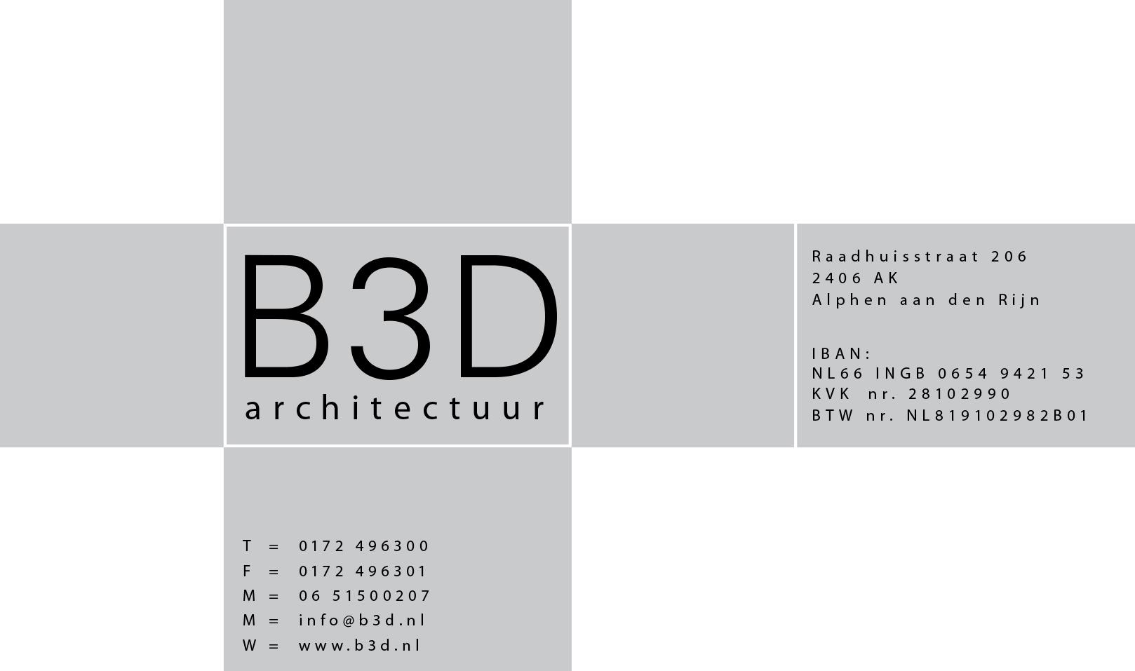 Architectenweb vacature overzicht.