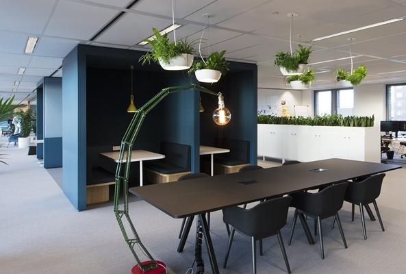 Verwol complete interieur realisatie | Renovatie kantoor Landelijke ...